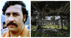 Schátrané bývalé sídlo Pabla Escobara našlo nezvyčajné využitie