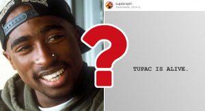 Syn Sugeho Knighta tvrdí, že Tupac je nažive. Povedal aj to, kde vraj býva