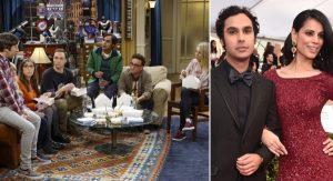 Herci zo seriálu Teória veľkého tresku a ich skutoční partneri