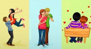 Test osobnosti: Vyber pár, ktorý je podľa teba najšťastnejší