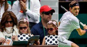 Deti Rogera Federera si počas tréningov svojho otca čítavajú slovenské rozprávky