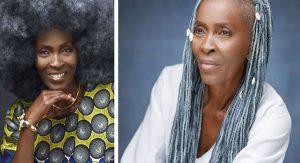 60 ročná žena z Nigérie dokazuje, že vek je len číslo a plní si sen o modelingu