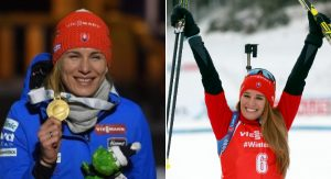 Slovenské biatlonistky ovládli finále Svetového pohára. Kuzminová skončila prvá, Fialková tretia
