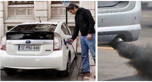 Nemecká štúdia tvrdí, že elektromobily sú menej ekologické, ako autá s dieslovým motorom