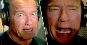 Arnold Schwarzenegger práve dropol svoju prvú rapovú skladbu. Ide mu to lepšie ako mnohým novodobým raperom