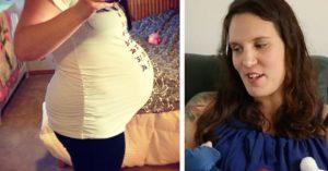 V tehotenstve ju trápili silné kopance a neznesiteľný tlak. Mohol za to Valibuk, ktorého porodila